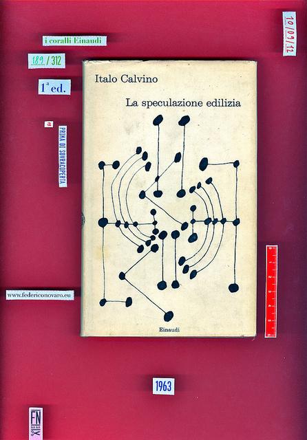 CALVINO_SPECULAZIONE_EINAUDI_NOVARO
