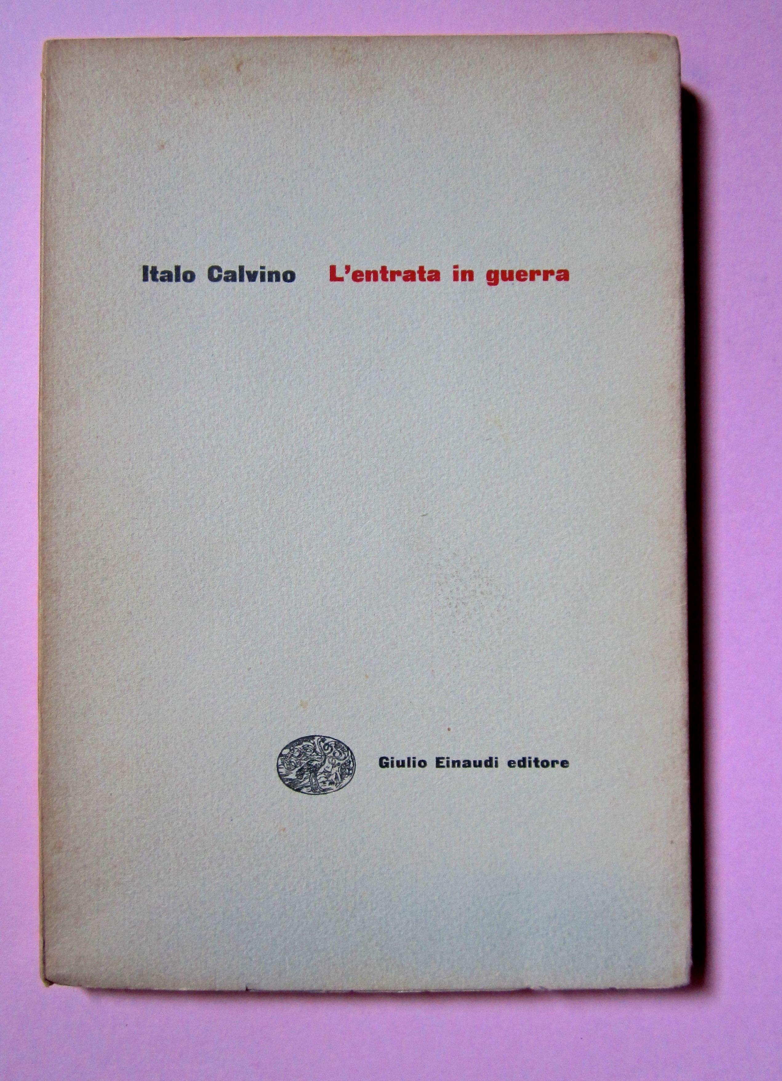 calvino | guerra | 1